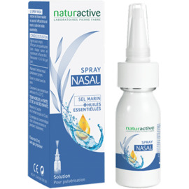Spray nasal 20ml - 20.0 ml - naturactive -146534