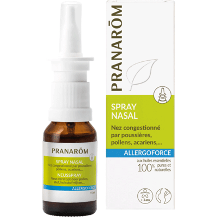 Spray nasal décongestionnant - dm Pranarom-220396