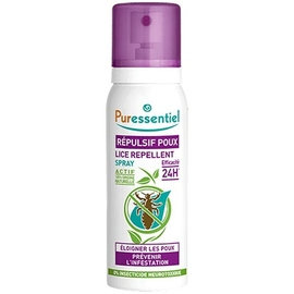 Spray répulsif anti-poux - 200ml - puressentiel -205722