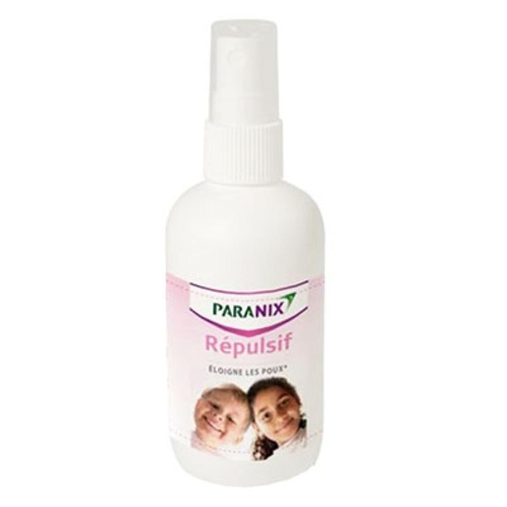 Spray répulsif préventif - 100.0 ml - anti poux - paranix -124588