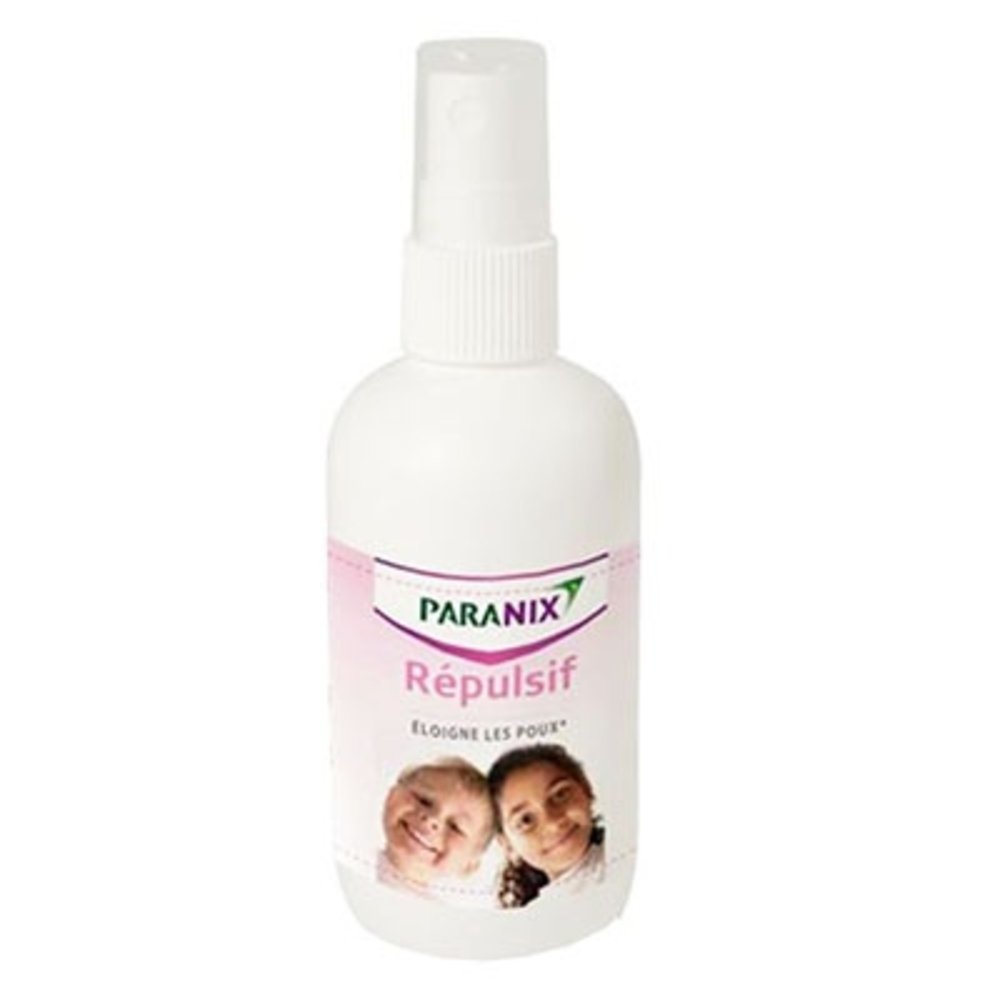 Spray Répulsif Préventif 100ml - 100.0 ml - Anti Poux - Paranix -124588