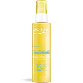 Spray solaire lacté spf15 200ml - spray lacte - biotherm -213707