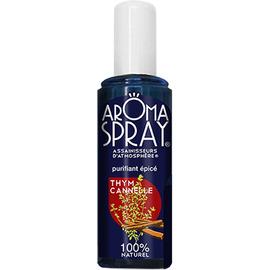 Spray thym cannelle - 100ml - divers - aromaspray -133536