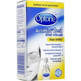 Spray yeux irrités - 10.0 ml - optone -185413
