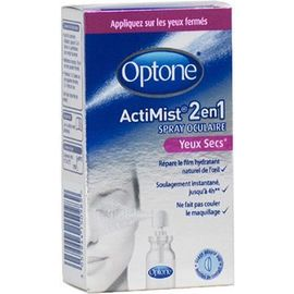 Spray yeux secs et irrités - 10.0 ml - optone -185414