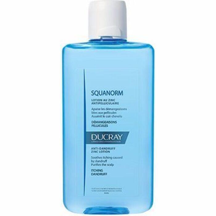 Squanorm lotion antipelliculaire au zinc 200ml Ducray-115694