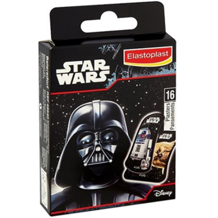 Star wars - 16 pansements Elastoplast-212722