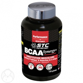 STC NUTRITION BCAA Synergy+ - 120.0  - STC Nutrition -11366