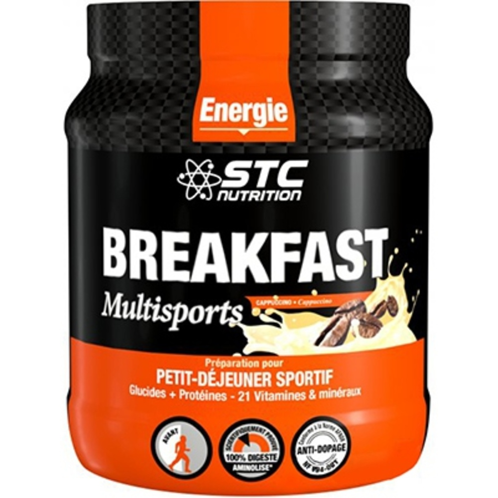 Stc nutrition breakfast multisports 450g - stc nutrition -148074