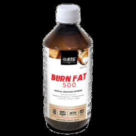 Stc nutrition burn fat 500 - 500ml - stc nutrition -137281