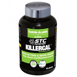Stc nutrition killercal 90 gélules - 90.0 unites - stc nutrition Anti-calories-120673