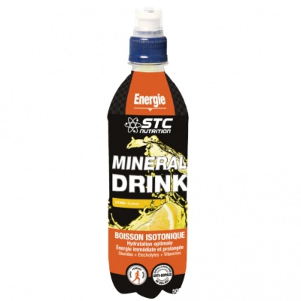 Stc nutrition minéral drink citron - stc nutrition -200887