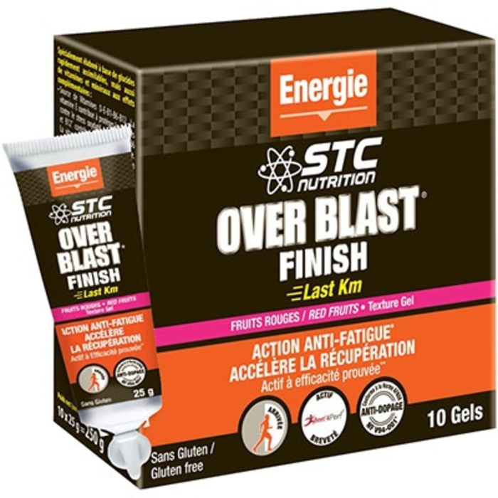 Stc nutrition over blast finish last km - fruits rouges Stc nutrition-205064