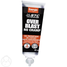 Stc nutrition over blast no cramp - 25g - 25.0 g - stc nutrition -148085