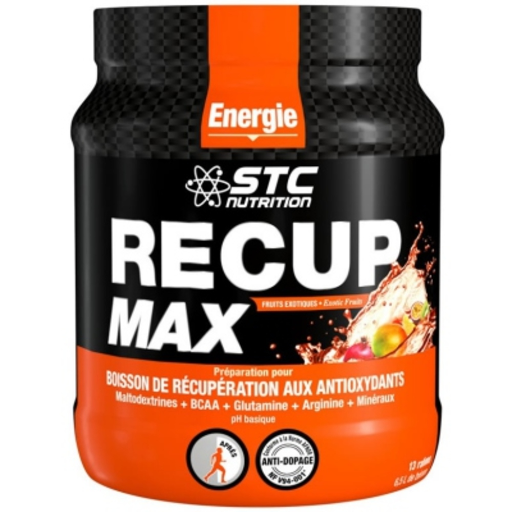 Stc nutrition recup max fruits exotiques - divers - stc nutrition -140353