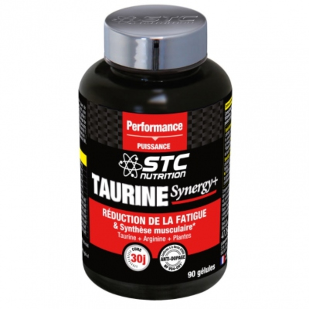 Stc nutrition taurine synergy+ - divers - stc nutrition