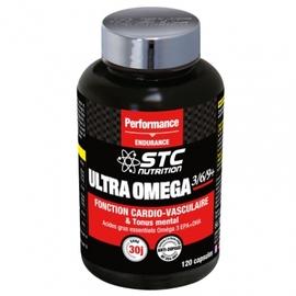 Stc nutrition ultra omega 3 6 9+ - 120.0 unites - stc nutrition -11370