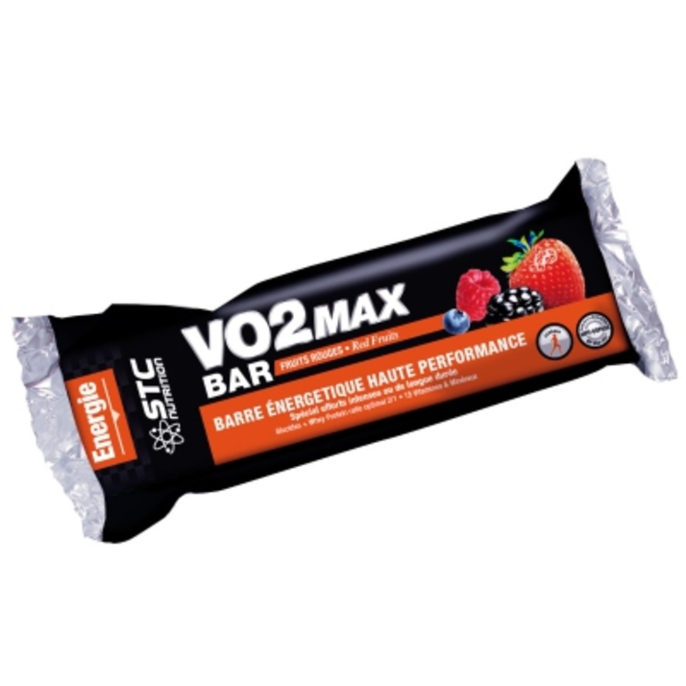 STC NUTRITION VO2 Max Bar Fruits Rouges - Stc Nutrition -200038