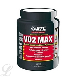 Stc nutrition vo2 max - fruits rouges - 525.0 g - stc nutrition -151463