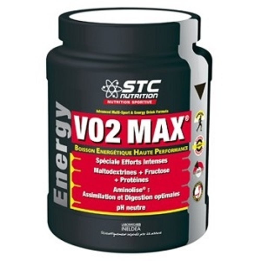 Stc nutrition vo2 max - orange - divers - stc nutrition -140351