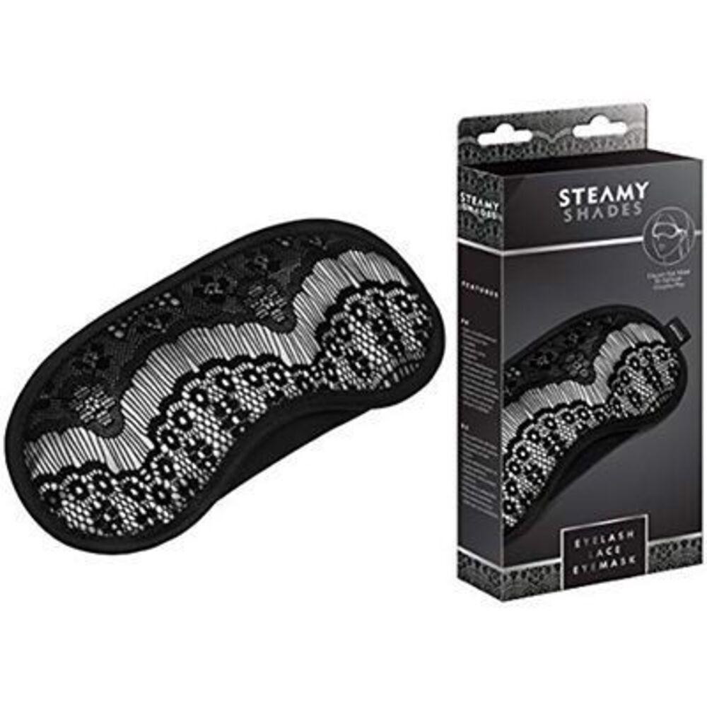 Steamy shades eyelash lace mask - steamy-shades -223644