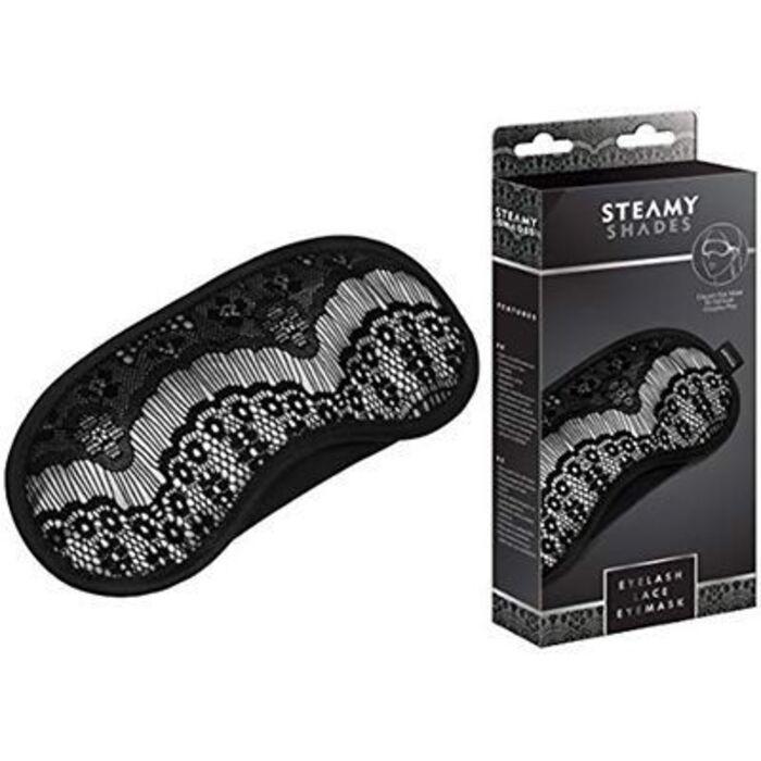 Steamy shades eyelash lace mask Steamy shades-223644