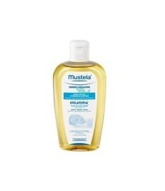 Stelatopia huile de bain lactée - 200.0 ml - dermo-pédiatrie - mustela -120114