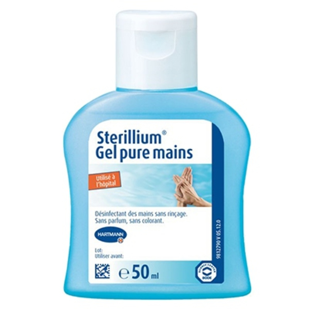 Sterillium 50 ml - 50.0 ml - stérillium -144735