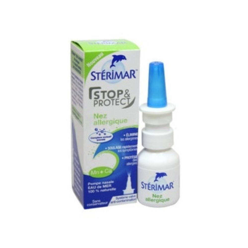 Sterimar stop & protect nez allergique 20ml - sterimar -202569