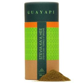 Stévia poudre - 50.0 g - compléments alimentaires en poudre et gélules - guayapi Pouvoir sucrant élevé-9291