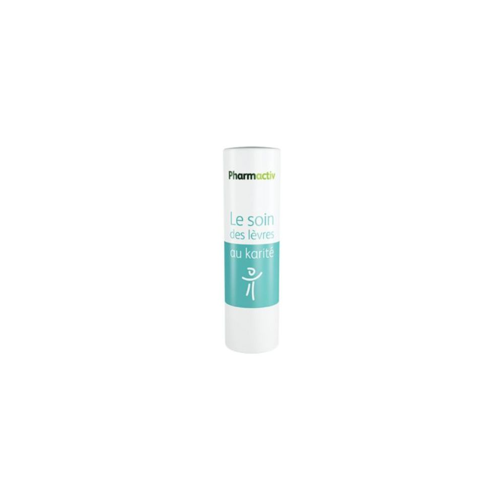 Stick lèv karité 4g Pharmactiv-223220