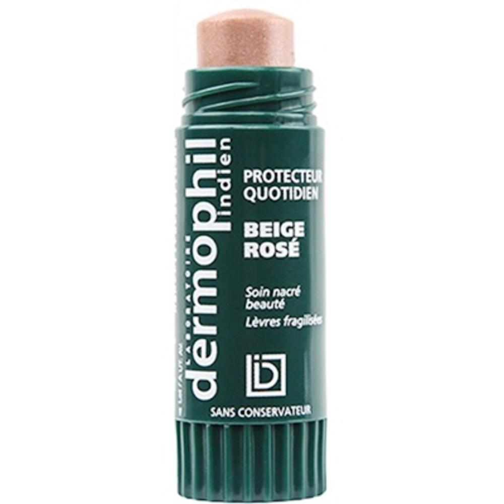 Stick lèvres nacré beige rosé 4g - 4.0 g - dermophil indien -146862