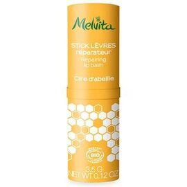 Stick lèvres réparateur cire d'abeille bio 3,5g - apicosma - melvita -213393