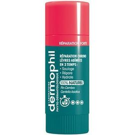 Stick lèvres réparation forte 4g - dermophil indien -219307