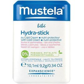 Stick nourrissant au cold cream 10,1ml - mustela -222689