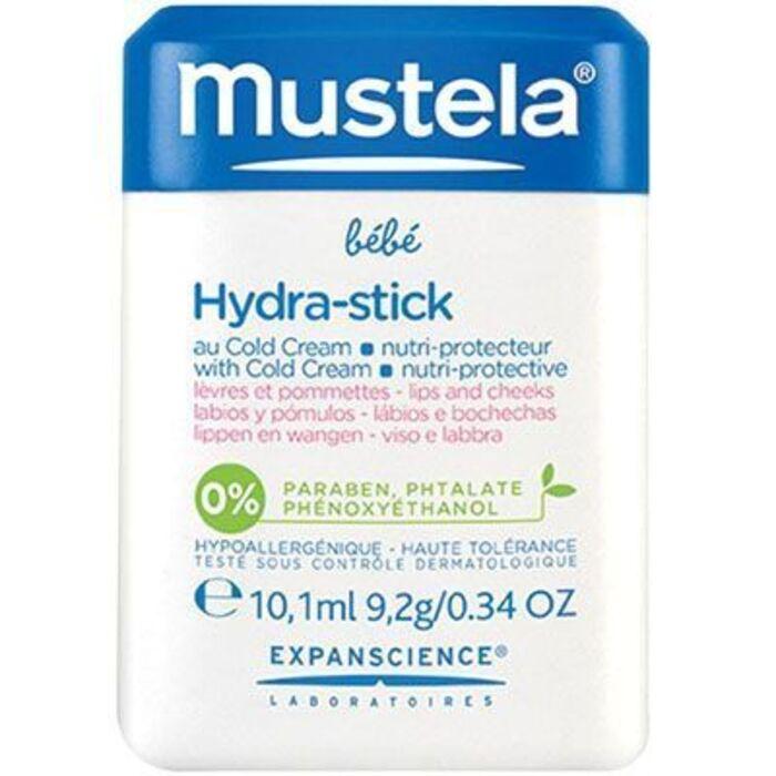 Stick nourrissant au cold cream 10,1ml Mustela-222689