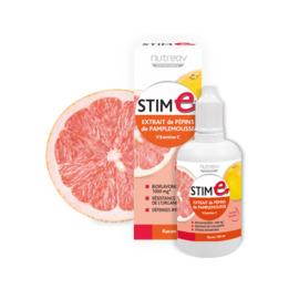 Stim e extraits de pépins de pamplemousse vitamine c 100ml - nutreov -222641