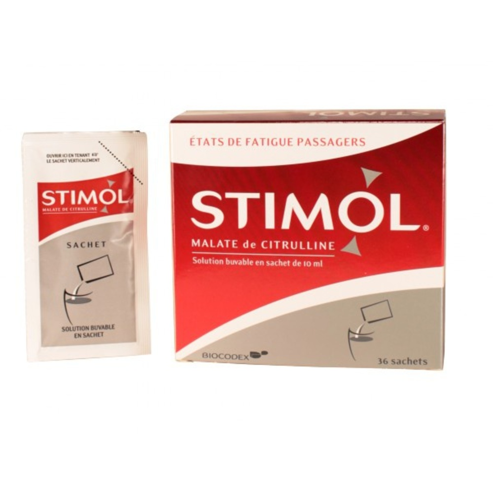 Stimol - 36 sachets - 10.0 ml - biocodex -192699