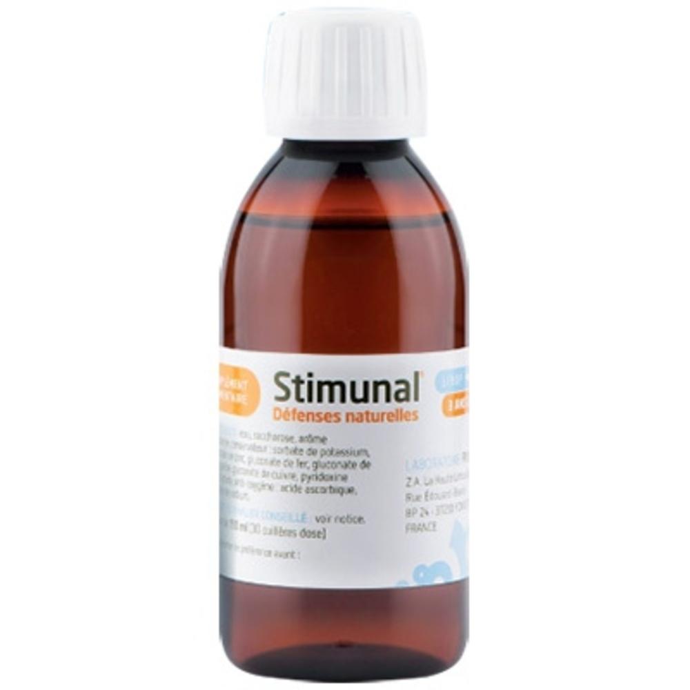 Stimunal sirop - terali -199878