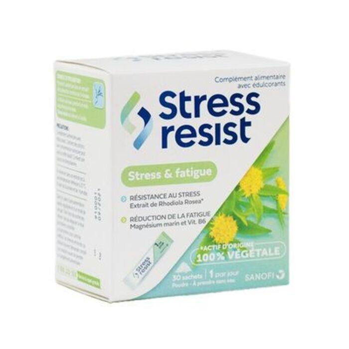 Stress resist 30 sachets Sanofi-228946