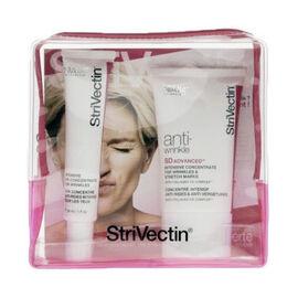 Strivectin trousse concentré intensif anti-rides 60ml + soin concentré anti-rides 30ml - strivectin -223347