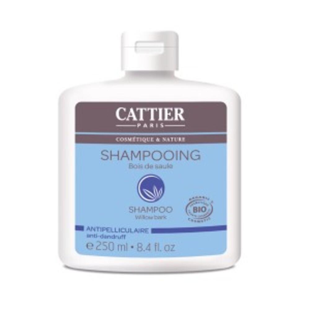 Suc au bois de saule bio - 250.0 ml - shampooings - cattier Anti-pelliculaire-1513