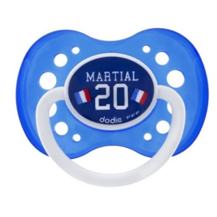 Sucette anatomique +18mois n20 martial Dodie-204010
