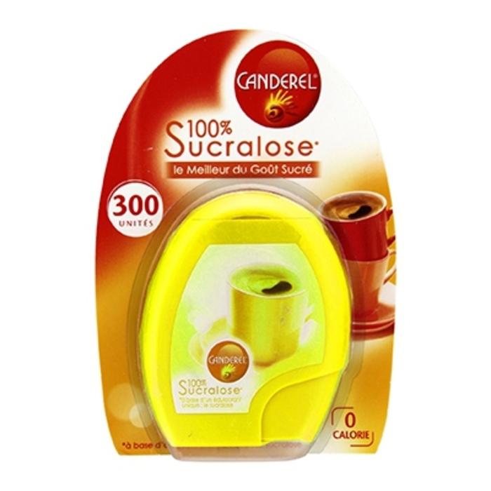 Sucralose edulcorant 300 unités Canderel-196899