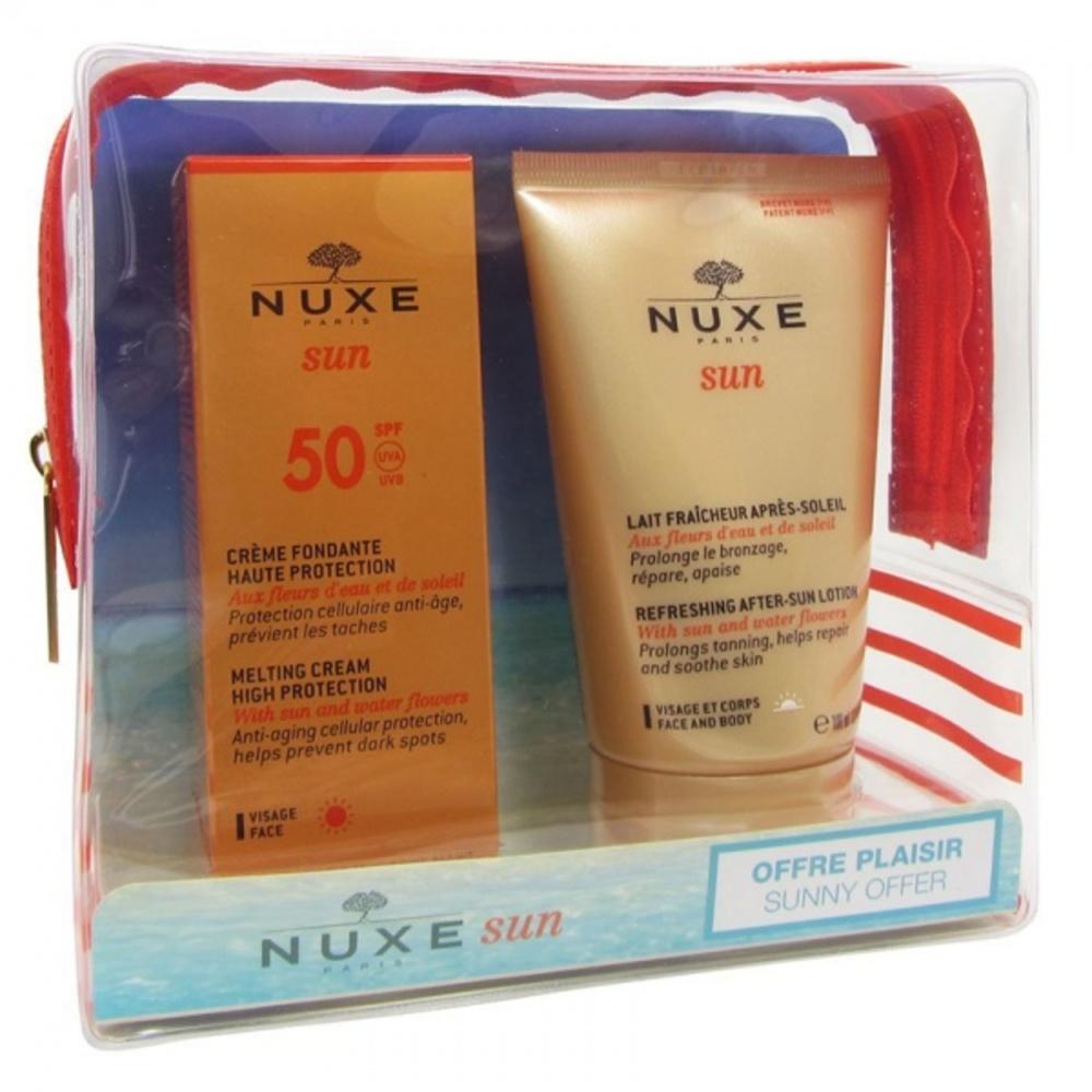 Sun 50+ visage trousse Nuxe-221812