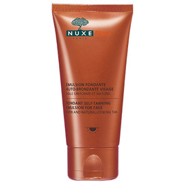 Sun emulsion fondante autobronzante visage - 50.0 ml - nuxe -162572