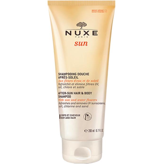 Sun shampooing douche après-soleil Nuxe-190309