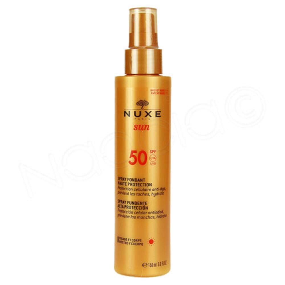Sun spf50 spray fond vis corp fl/ Nuxe-221795
