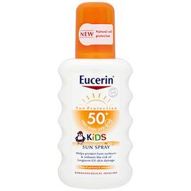 Sun spray kids spf 50+ - eucerin -196318