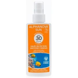 Sun spray spf30 bio 125g - divers - alphanova -133354